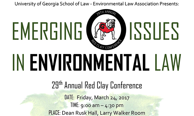 Emerging Issues in Environmental Law
