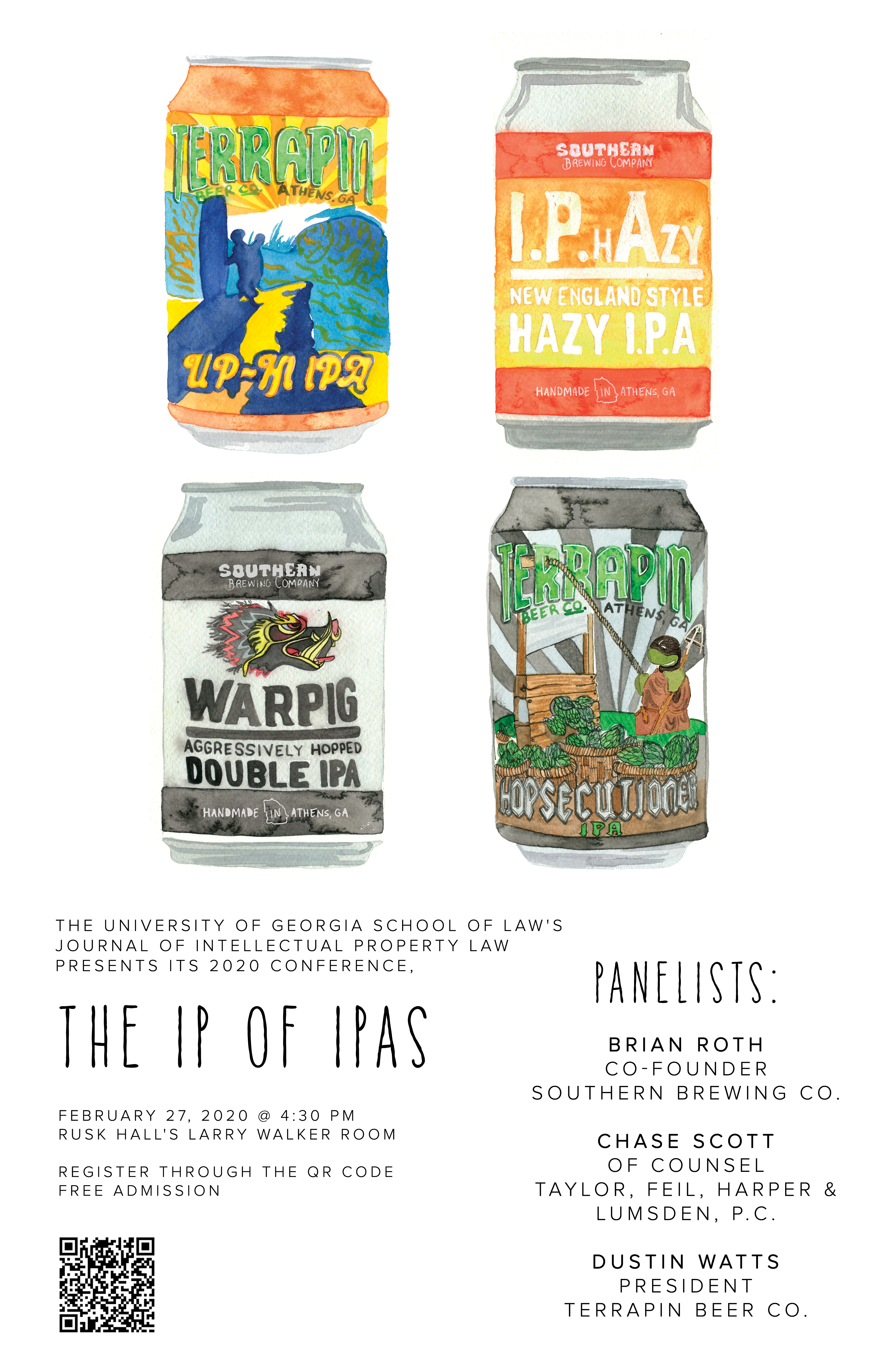 The IP of IPAs, February 27, 2020