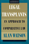 Legal Transplants: An Approach to Comparative Literature, 2nd edition