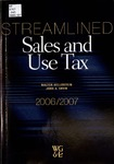 Streamlined Sales and Use Tax (2006/2007 edition)