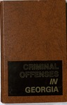 Criminal Offenses in Georgia