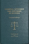 Criminal Offenses and Defenses in Georgia (2nd edition)