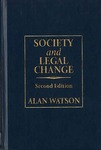 Society and Legal Change (2nd edition)