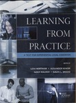 Learning from Practice: a Professional Development Text for Legal Education (3rd edition) by Alex Scherr, Leah Wortham, Nancy Maurer, and Susan L. Brooks