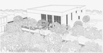 Law Library Annex Architectural Drawing, 1979