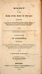 1831 Foster's Digest