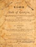 1802 Marbury and Crawford's Digest by Horatio Marbury and William H. Crawford