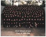 UGA School of Law, Class of 1996 by University of Georgia School of Law