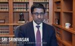 Sri Srinivasan, U.S. Court of Appeals, 5/16/2020 by University of Georgia School of Law