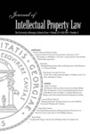 Journal of Intellectual Property Law