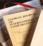 Georgia Journal of International and Comparative Law