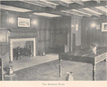 Smoking Room, 1932