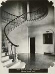 Harold Hirsch Hall Rotunda Construction, 1932
