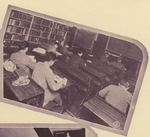 Law school classroom, 1929