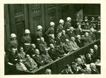 Photo 1903 - IMT Defendants in the Dock
