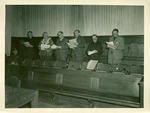 Photo 1925 - Defendants in Case 5
