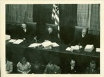 Photo 1941 - Ohlendorff Case Tribunal